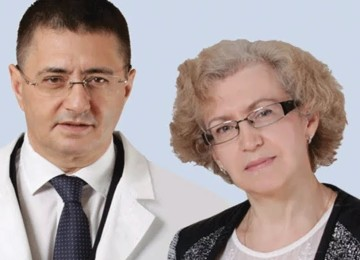 Наталья Мясникова: биография жены доктора Мясникова, возраст, фото