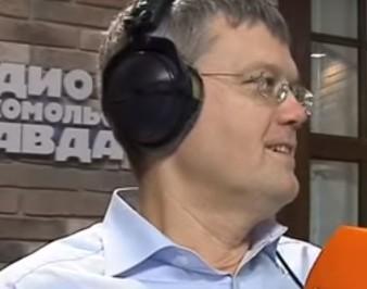 Сергей Мардан: биография и фото журналиста