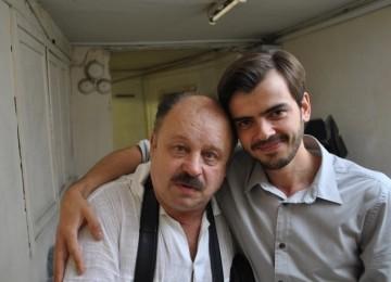 Антон Лапенко: биография, фото, фильмография, семья