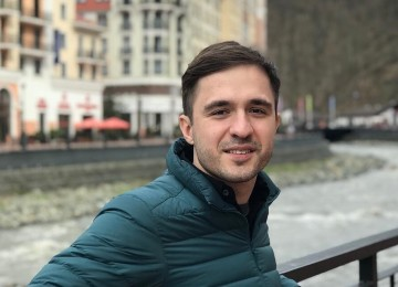 Аскер Бербеков: биография и фото