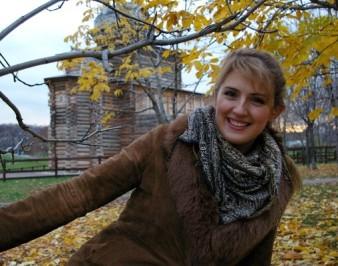Оксана Козырева: биография ведущей, личная жизнь, фото
