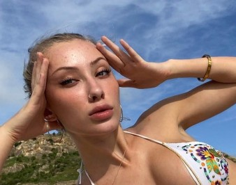 Kaylen Ward (Кейтлин Уорд): биография, возраст и фото модели