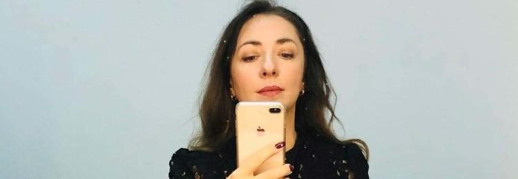 Олеся Яхно: биография журналистки, личная жизнь, фото