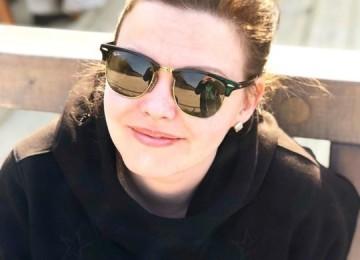 Александра Гагаринская: биография жены Александра Гудкова, фото