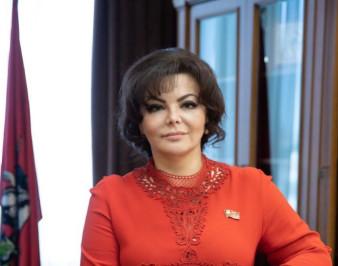 Николаева Елена Леонидовна (депутат Мосгордумы): биография, личная жизнь, фото