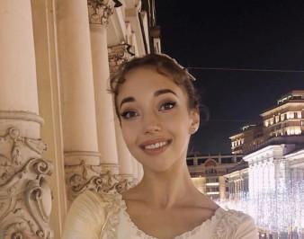 Мария Шувалова (балерина): биография, родители, национальность, рост, вес, сколько зарабатывает