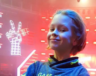 Андрей Аверин (Голос. Дети 2021): биография, чей сын, фото