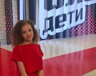 Арина Миленко (Голос. Дети 8): биография и фото