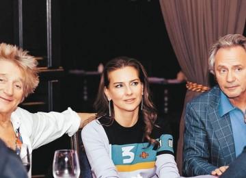 Владимир Киселев: биография мужа Елены Север, семья, фото с женой