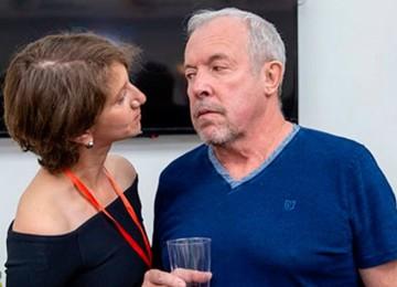 Einat Klein (Эйнат Кляйн): биография супруги Андрея Макаревича, возраст