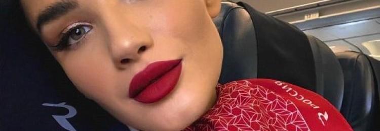 Алена Глухова: биография стюардессы, личная жизнь, фото
