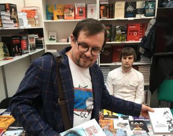 Игорь Шнуренко: биография и книги писателя