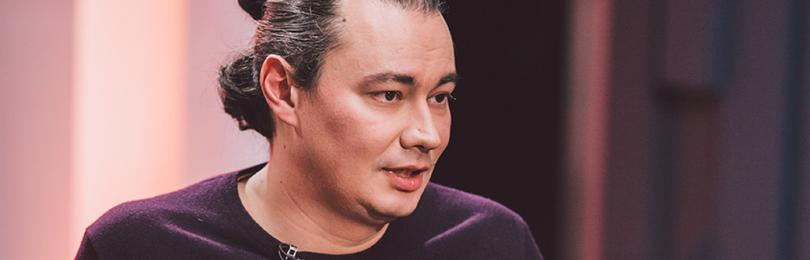 Жора Крыжовников: биография, фильмы, фото с женой Юлией Александровой
