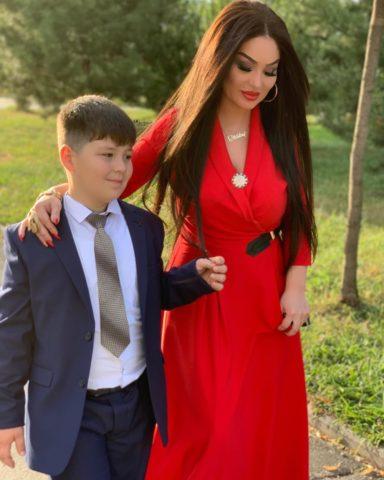 Биография Оксаны Джелиевой