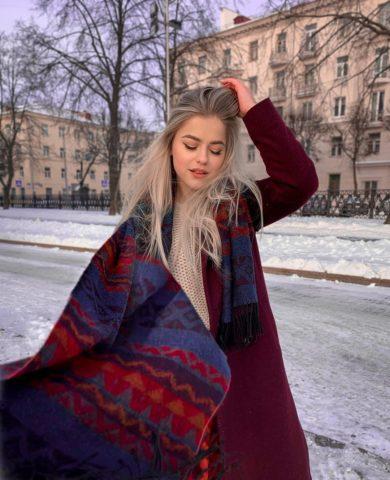 Даша Козловская: биография и фото блогера