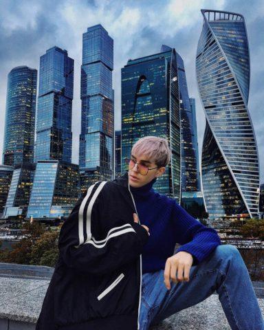 Егор Андрюшин: биография и фото визажиста, сколько лет