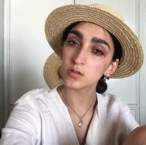 Армине Арутюнян: биография и фото модели Gucci