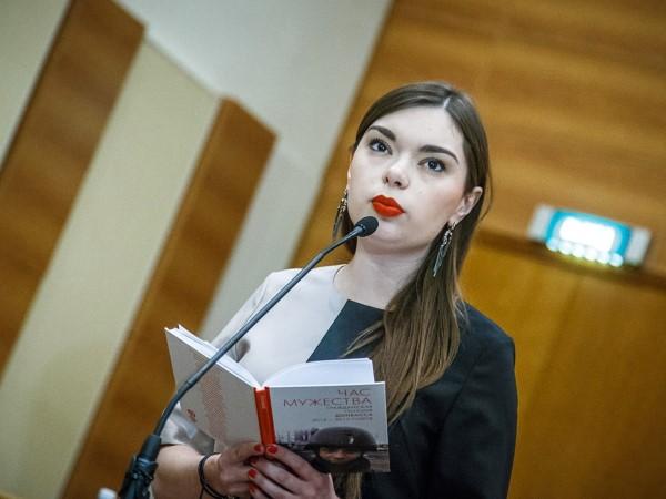Анна Ревякина: биография и фото поэтессы