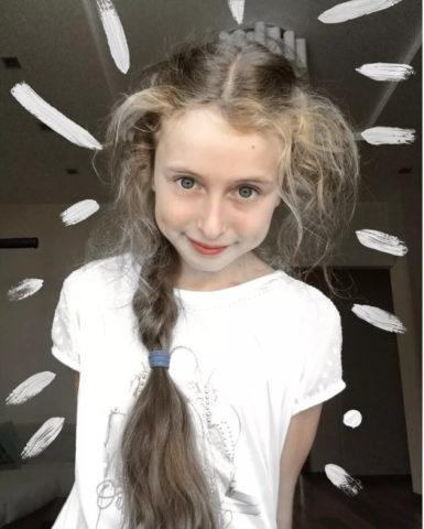 Олечка из Лайка (Оля Крутоног): биография и фото