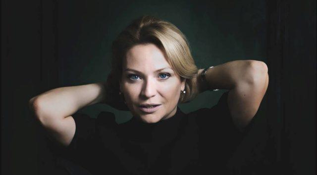 Ольга Любимова: биография, семья, родители, возраст, национальность, фото в молодости