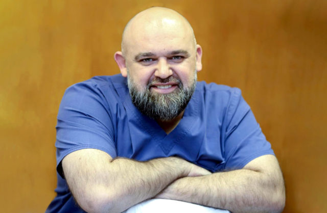 Денис Проценко: биография, личная жизнь, сколько лет, национальность, фото