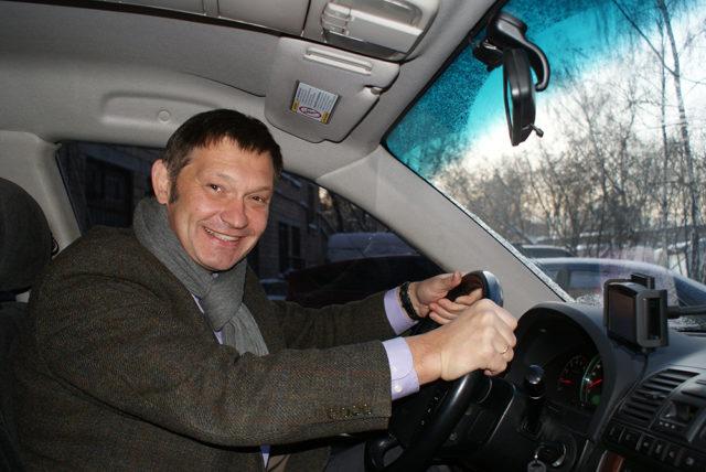 Иван Усачев: биография и фото телеведущего