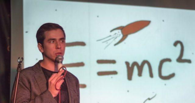 Дмитрий Побединский: биография и фото физика
