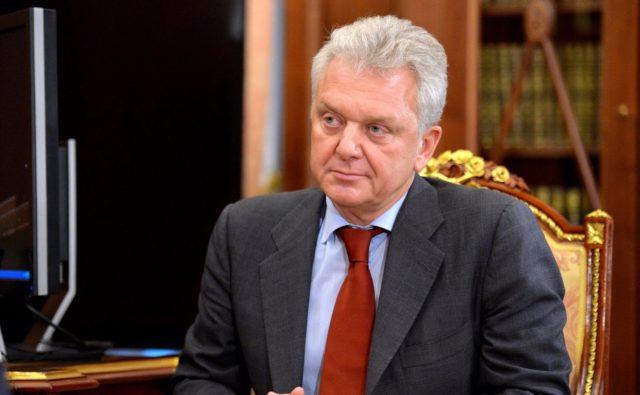 Виктор Христенко: биография мужа Татьяны Голиковой, личная жизнь, фото