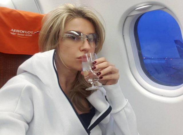 Елизавета Башарова: биография бывшей жены Марата Башарова, фото