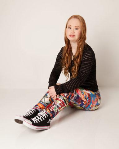 Madeline Stuart (Мадлен Стюарт): биография модели, фото