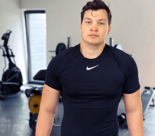 Азиз Аминович: биография телохранителя Моргенштерна, карьера, фото