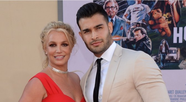 Sam Asghari (Сэм Асгари) - парень Britney Spears: биография, возраст