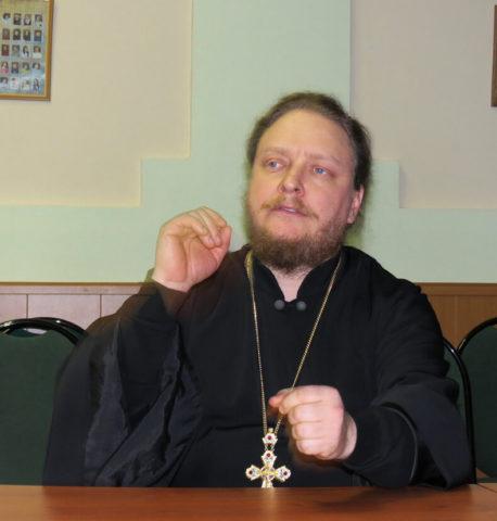 Протоиерей Федор Бородин: биография священника, семья, фото