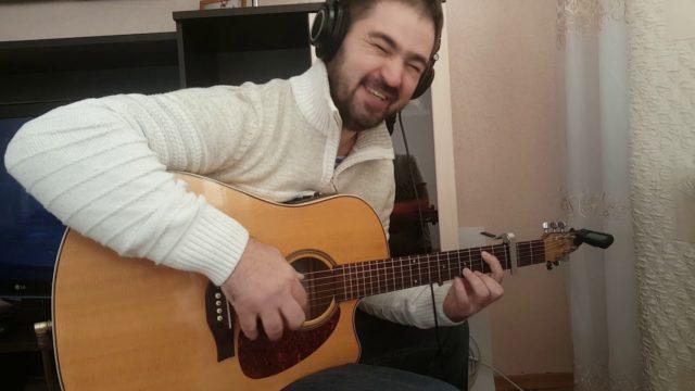 Виталий Будяк: биография гитариста, фото