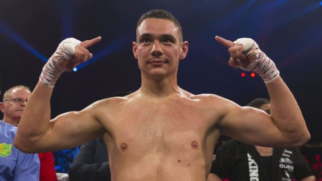 Tim Tszyu (Тим Цзю): биография австралийского боксера, фото, видео