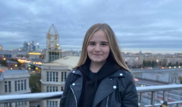 Анастасия Симоганова: биография, личная жизнь, фото