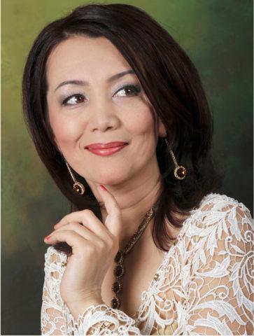 Светлана Айтбаева: биография певицы, матери Димаша, фото