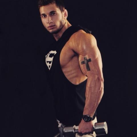 Плиев Ален: биография, рост и вес бодибилдера, достижения
