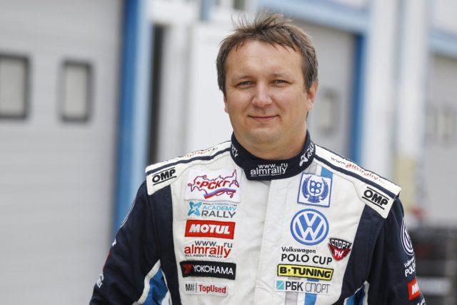 Андрей Александрович Севастьянов: биография автогонщика, фото