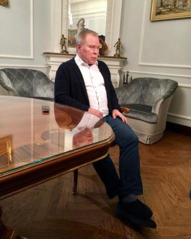 Анатолий Кучерена: биография, личная жизнь, фото
