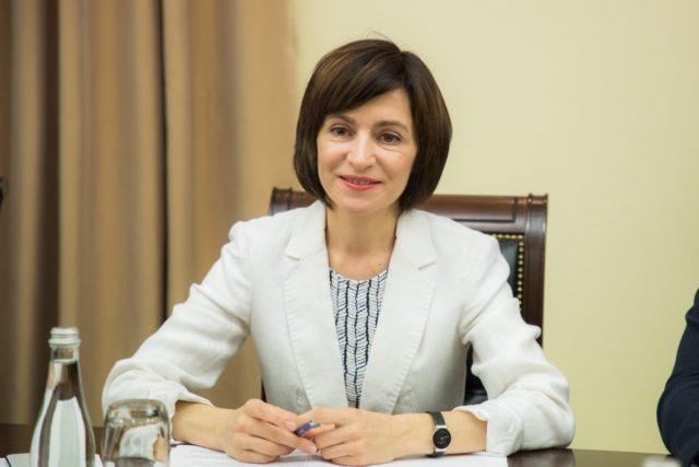Майя Григорьевна Санду: биография, личная жизнь, фото