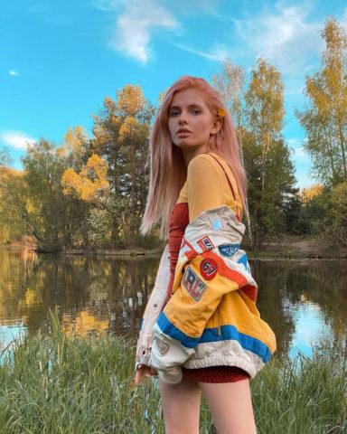 Алена Ефремова (Cyberbabe): биография, сколько лет, откуда родом, где родилась, детство