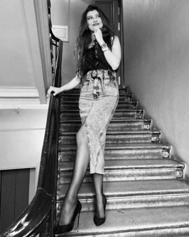 Кристина Светличная (Голос 9 сезон): биография и фото певицы