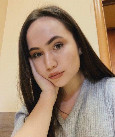 Яна Габбасова (Голос 9 сезон): биография, фото, откуда родом, чья дочь, рост