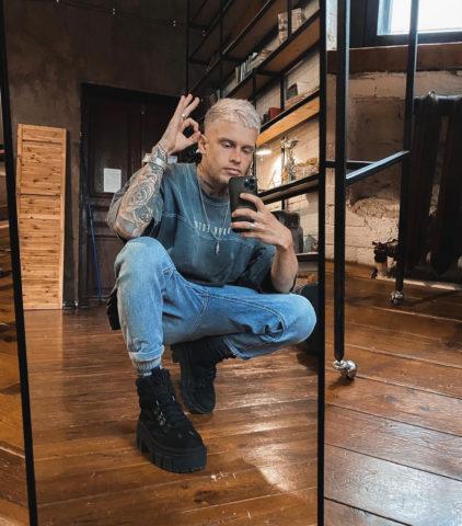 Данил Апос (Никитин): биография, фото, «Последний герой»