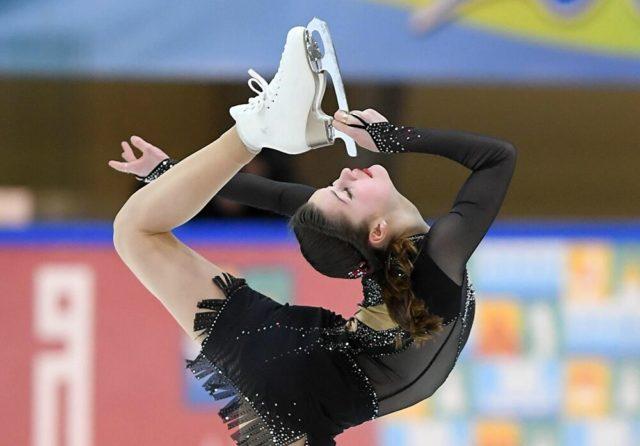 Анастасия Гулякова (фигуристка): биография, сколько лет, национальность, кто тренирует