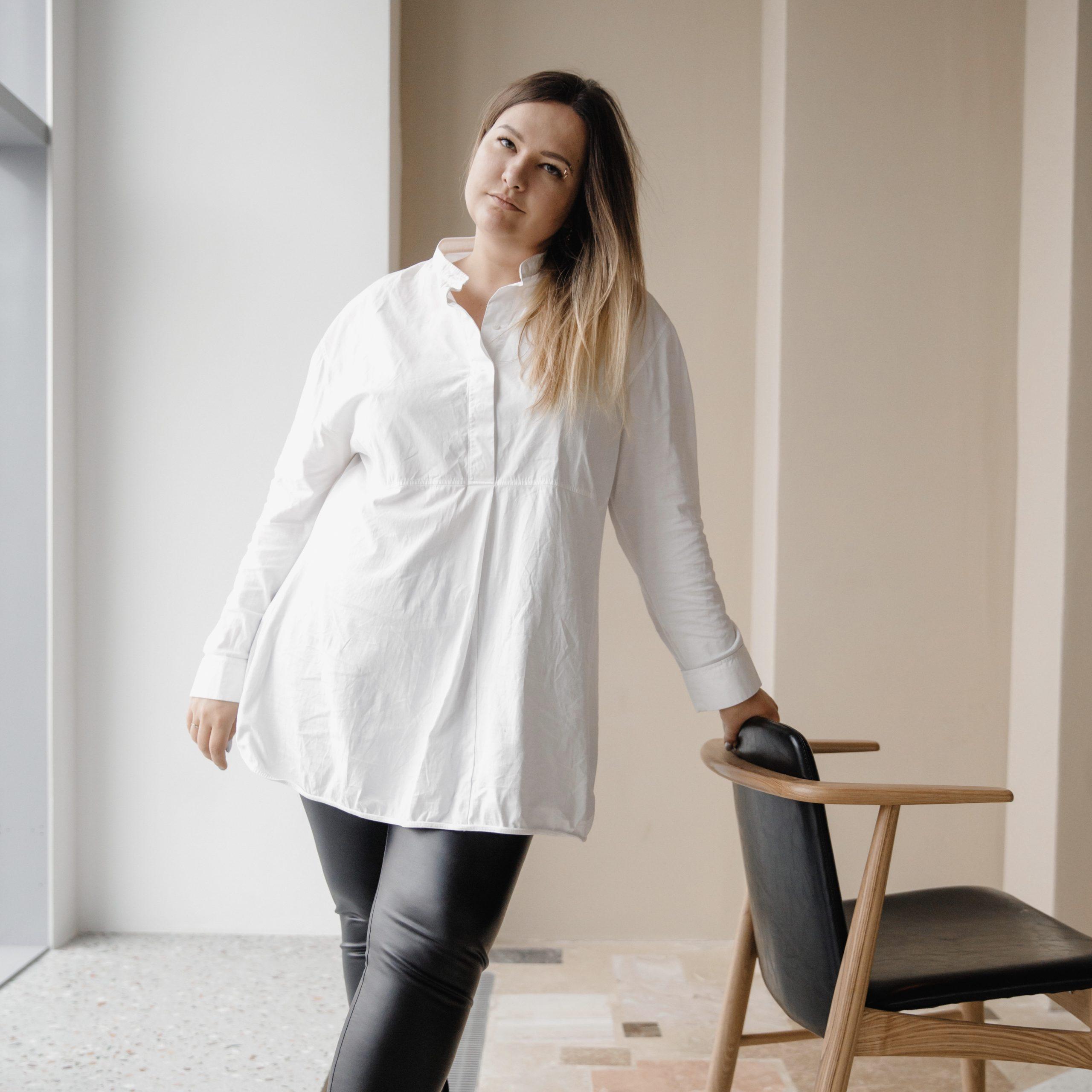 """Анна Пинес: топ-колорист, основатель образовательного проекта """"HAIR EXPERT"""""""