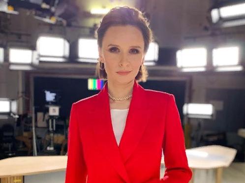 Ася Титова: биография и личная жизнь ведущей на 1 канале