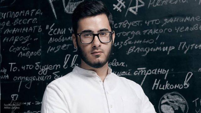Аббас Джума: биография и личная жизнь журналиста, возраст, фото, семья